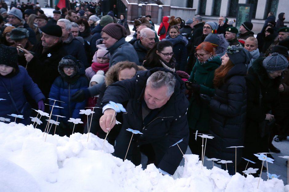 Laisvės gynėjų dienos renginiai Kaune