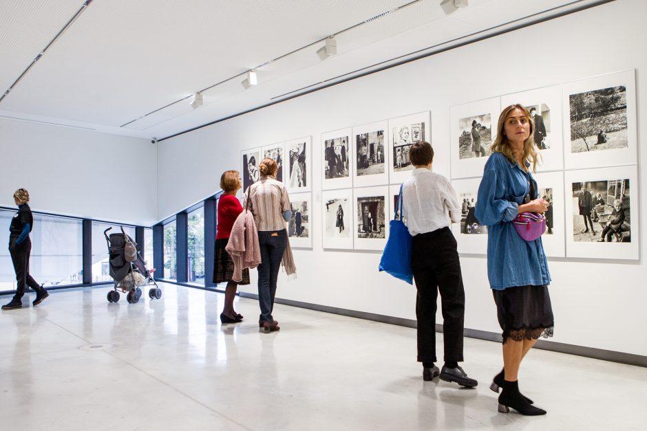 MO muziejus suskaičiavo pirmuosius lankytojus: jų – išties nemažai