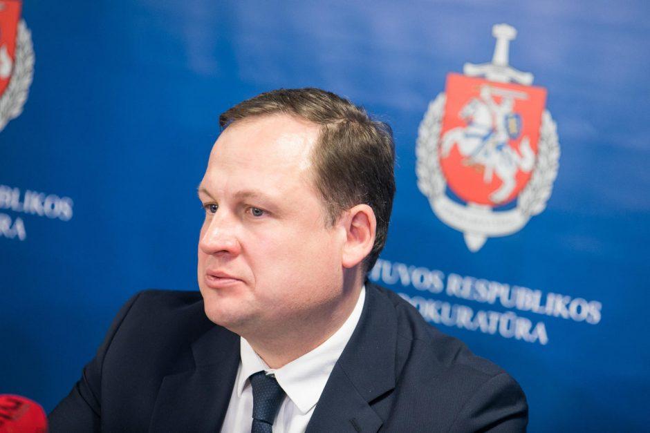 Paskirti nauji teritorinių prokuratūrų vadovai