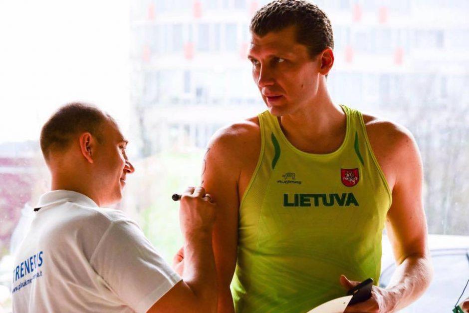 """Pribloškianti dovana Lietuvai – 100 """"Ironman"""" iššūkių per metus"""