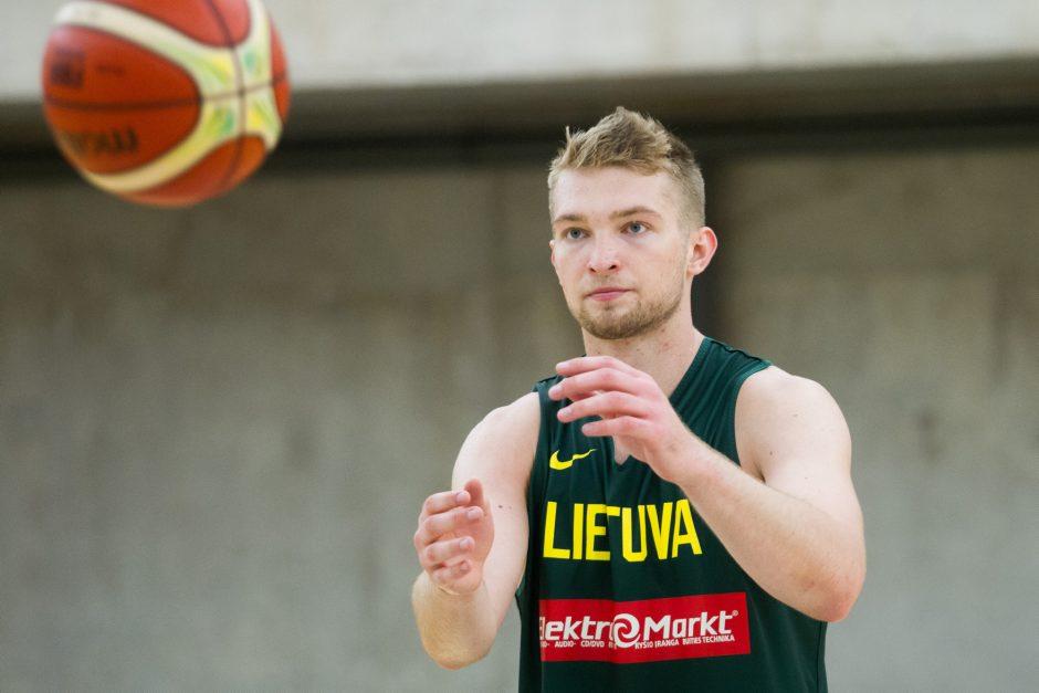 Geriausias 2018 metų Lietuvos krepšininkas – D. Sabonis