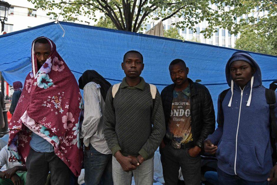 Vokietija priims 10 tūkst. pabėgėlių pagal JT perkėlimo programą