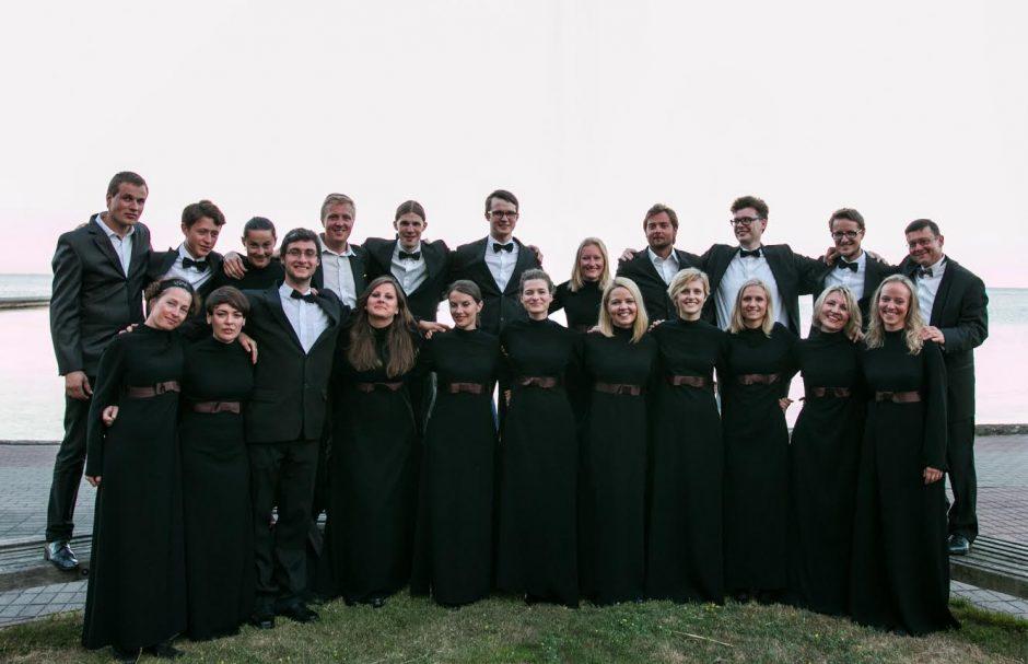 """Choras """"Aidija"""" vilniečius kviečia pasinerti į baroko muzikos subtilybes"""