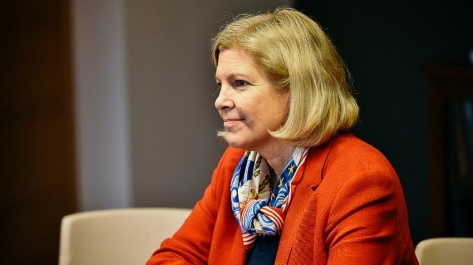 Vokietijos ambasadorė: savęs klausiu, kodėl pasirinkau Lietuvą