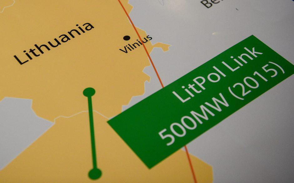 Baltijos šalys sutarė dėl elektros tinklų sinchronizacijos