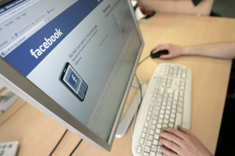 Apklausa: socialiniai tinklai JAV vis labiau tampa naujienų šaltiniu