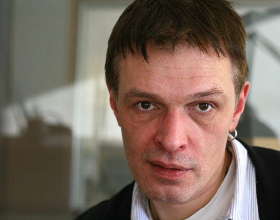 """""""Meistrai Didžiojoje"""" kviečia į susitikimą su teatro režisieriumi G. Varnu"""