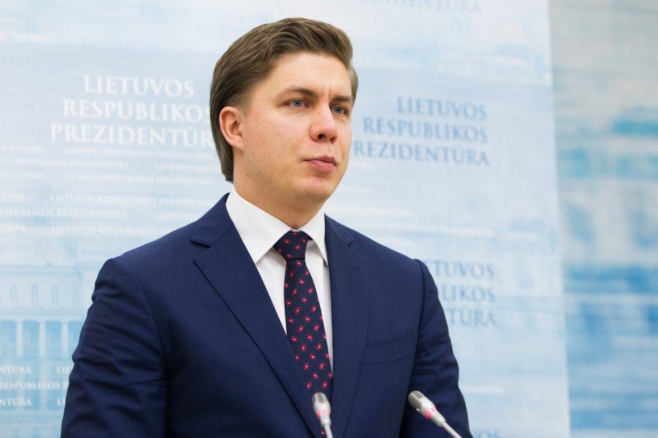 Ūkio viceministrai – R. Andziukevičiūtė-Buzė ir R. Burokas