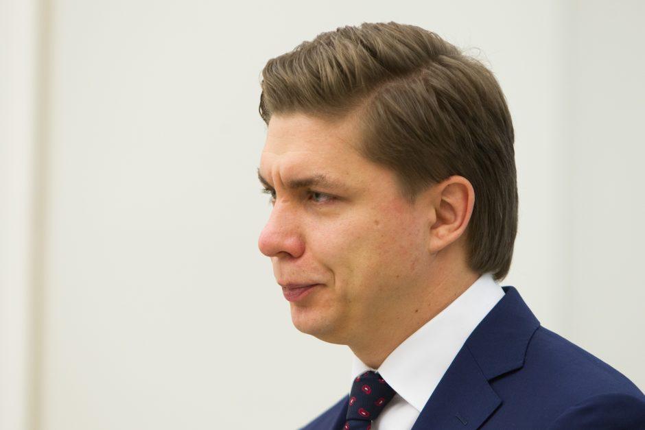 Ūkio ministras: startuolių viza paskatins inovacijas
