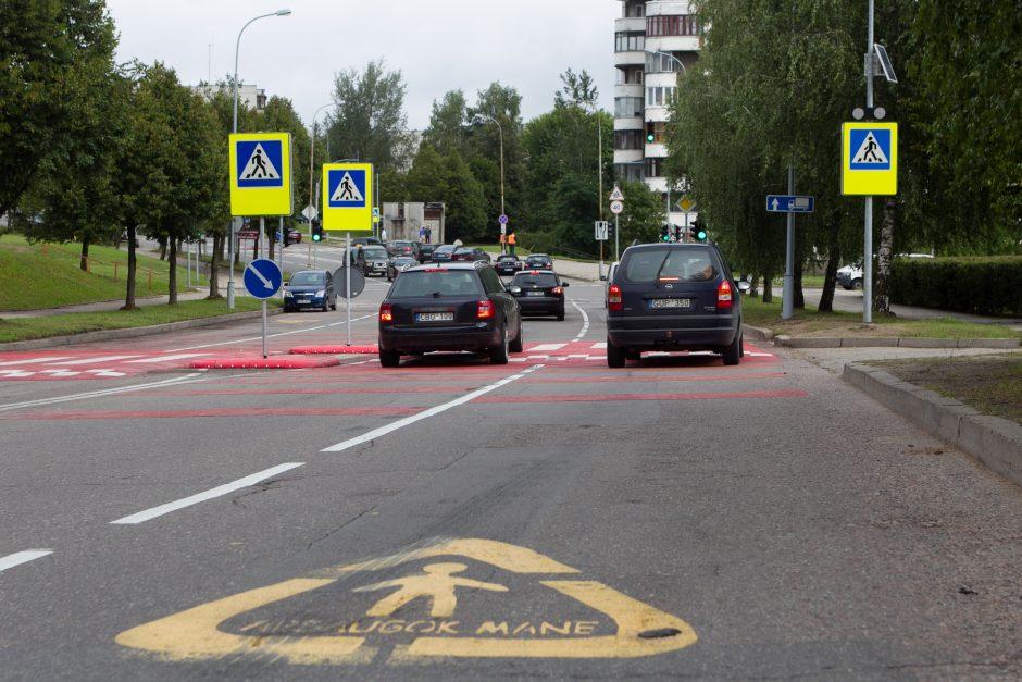 Specialistai: mandagių vairuotojų Lietuvoje daugėja