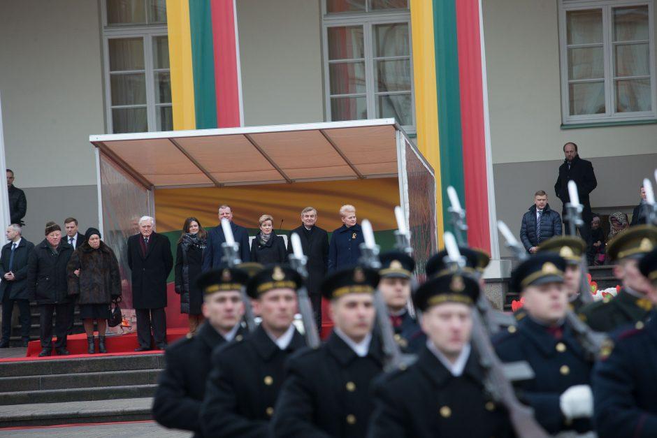 Valstybės 100-mečio proga į Lietuvą atvyks garbingi svečiai