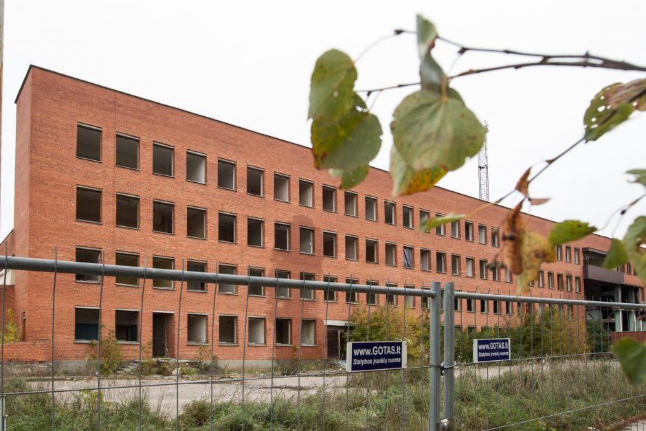 """Aiškėja, ką """"Lidl"""" statys vietoj senojo policijos pastato Vilniuje"""