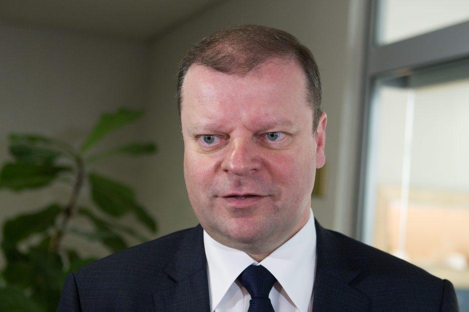 S. Skvernelis: lengvatiniai PVM tarifai bus 15 ir 5 proc.