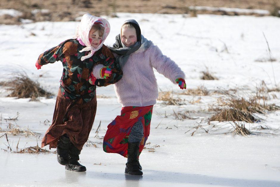 Orai: po Užgavėnių žiema trauktis neskubės
