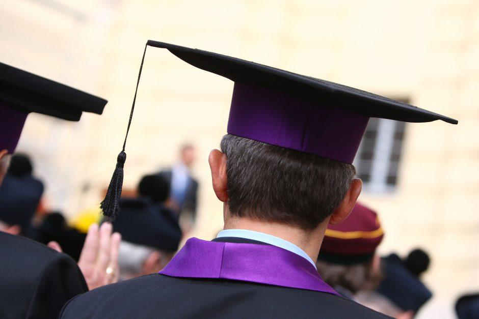 Kurie universitetai neteks daugiausiai valstybės finansuojamų studentų?