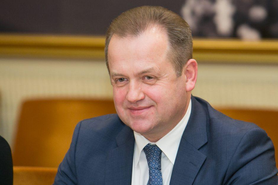 Seimas patvirtino A. Skardžiui nepalankias komisijos išvadas