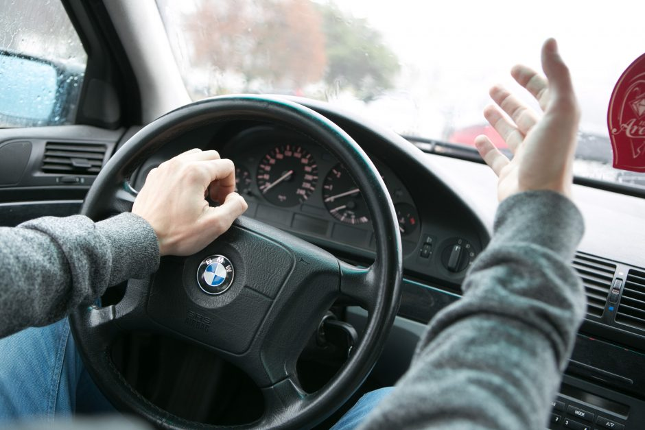 Statistika: vairuotojai subręsta perkopę 25 m. amžiaus ribą