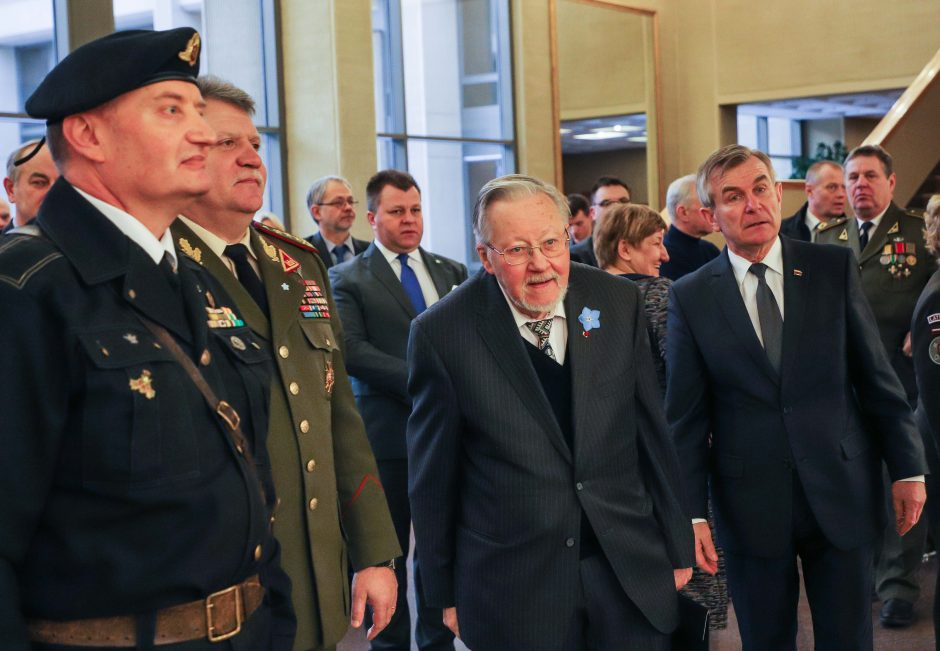 V. Landsbergis įspėja: Europa slenka į sunykimą, tai laukia ir mūsų