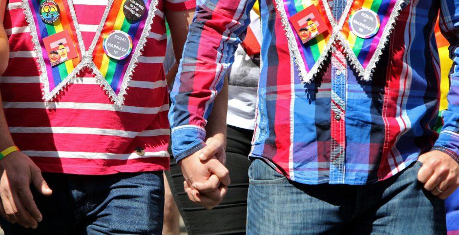 Teismas rengs viešą posėdį dėl užsienyje susituokusių gėjų teisių