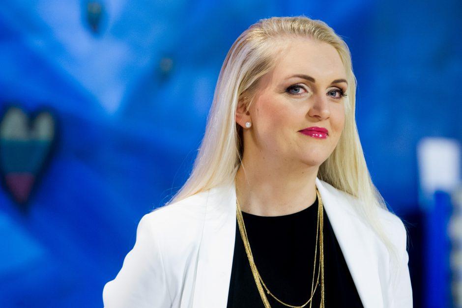 R. Ščiogolevaitė: ne kartą vyrui rėžiau – skiriamės!