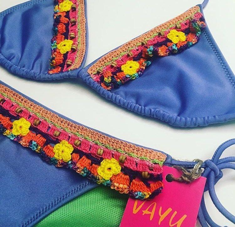 R. Gajauskaitės-Krūmienės kuriami bikiniai – gaivus gūsis lietuviškai madai