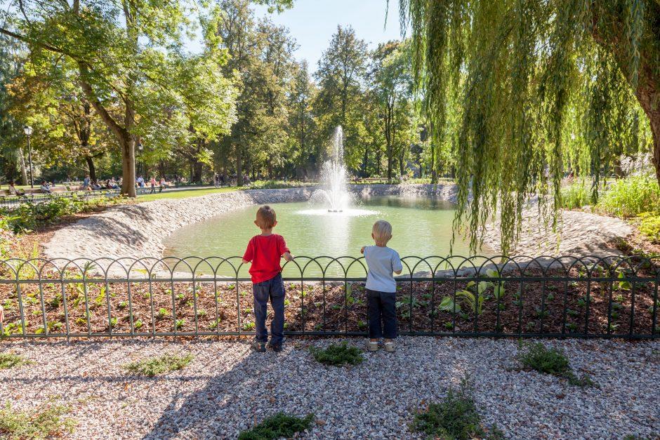 Ieškomi specialistai įgyvendinti 10 naujų viešų erdvių Vilniuje projektą