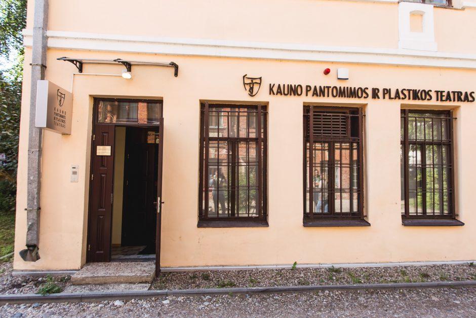 Uždaromas Kauno pantomimos ir plastikos teatras