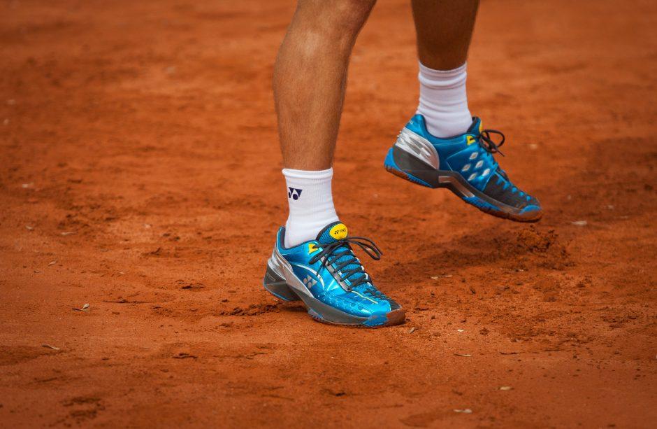 Lietuva ATP reitinge turės šeštąjį tenisininką