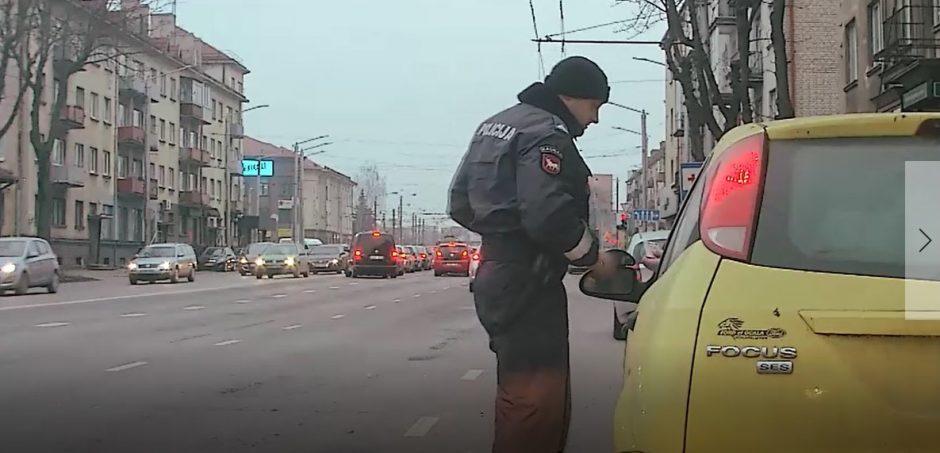 Greičio mėgėjams – įspėjimas iš policijos