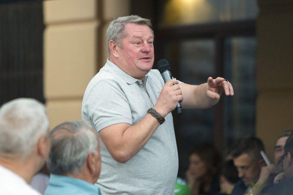 """""""Kaunas Hockey"""" sezono pristatymas"""