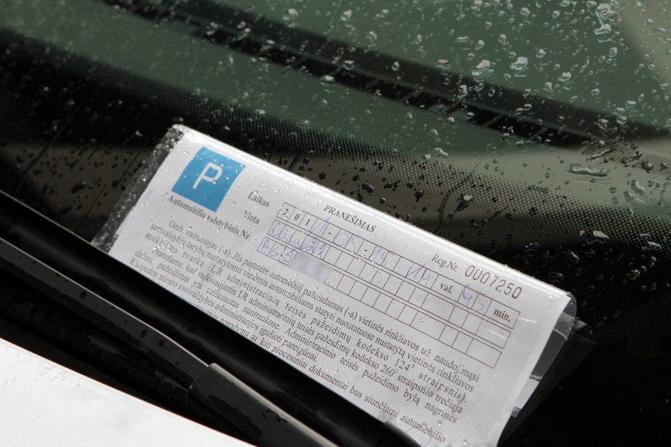 Kiemuose – protokolų lietus