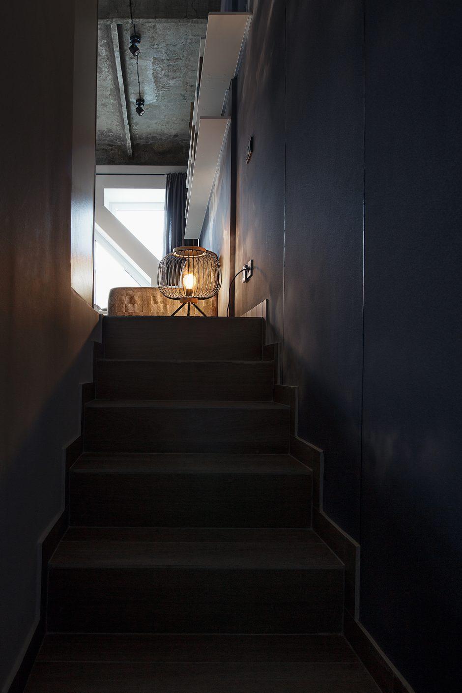 Namai su polėkiu – kaip bekraštis dangus