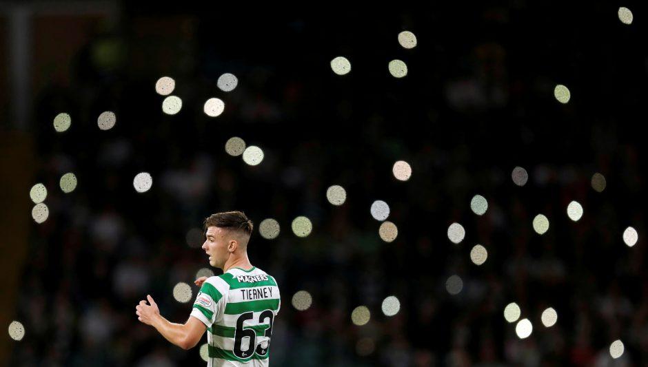 """Marijampolės """"Sūduva"""" neprilygo Glazgo """"Celtic"""" Europos lygos varžybose"""