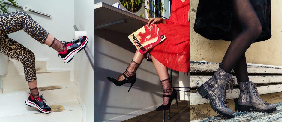 Kokius batus pirkti dabar, bet avėti visą pavasarį?