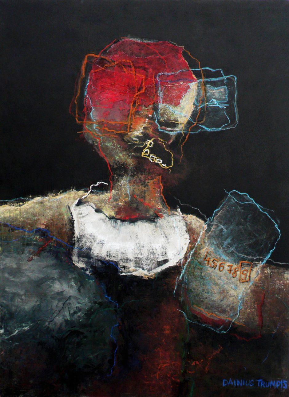 Autoportretas, kuris nepriklauso jo autoriui