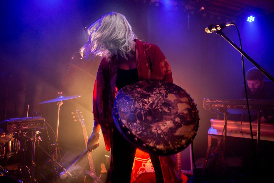 Lietuvoje koncertuos Farerų muzikos dievaitė