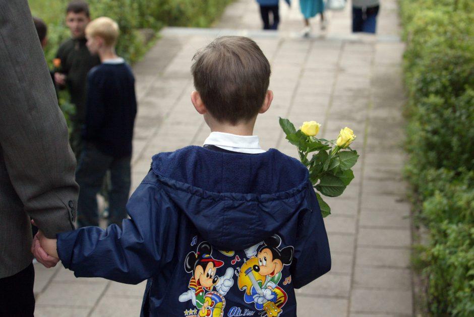 Vietų Vilniaus mokyklose dar negavo beveik 600 būsimųjų pirmokų
