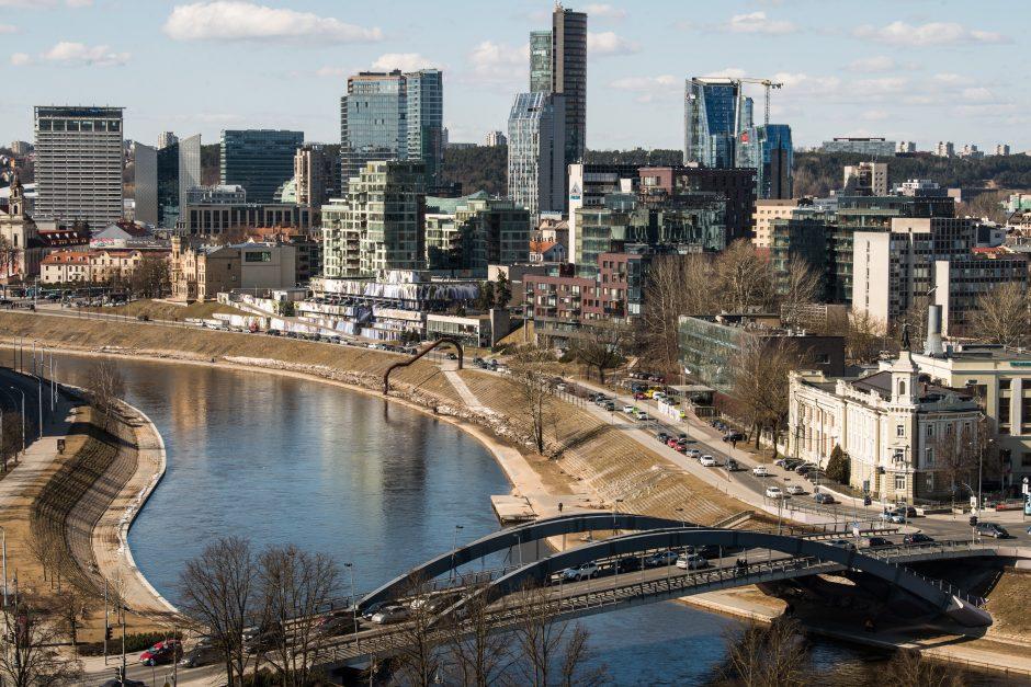 "Lietuva ""Doing Business"" reitinge pasiekė rekordinę vietą"