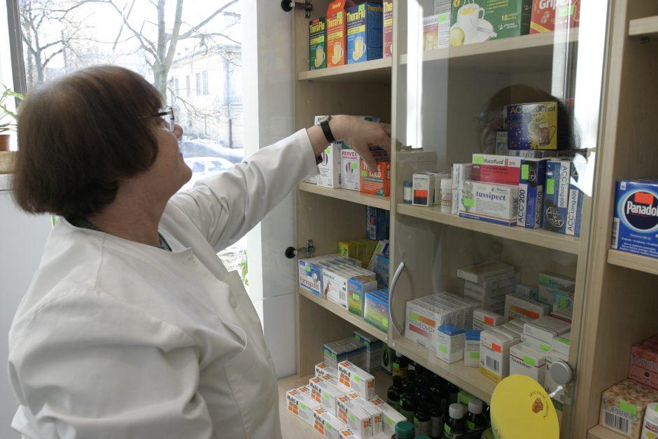 Seime kelią skinasi valstybinių vaistinių idėja