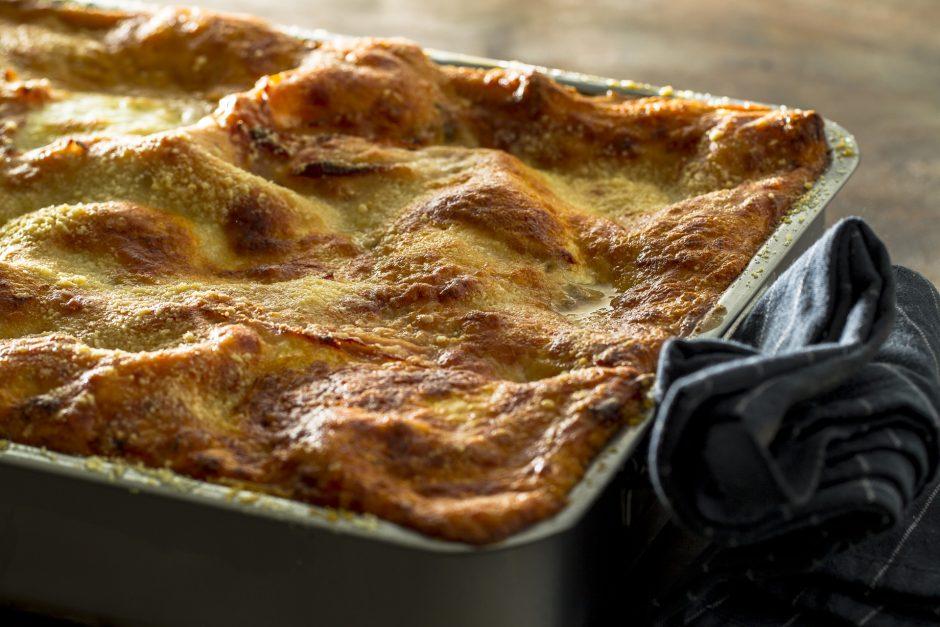 Sotūs itališki pietūs ir Japonijos įkvėptas sūrio pyragas (receptai)
