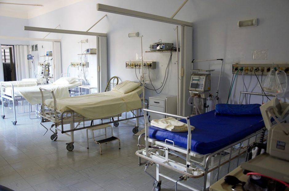 Atsirado iš ligoninės pabėgusi nepilnametė