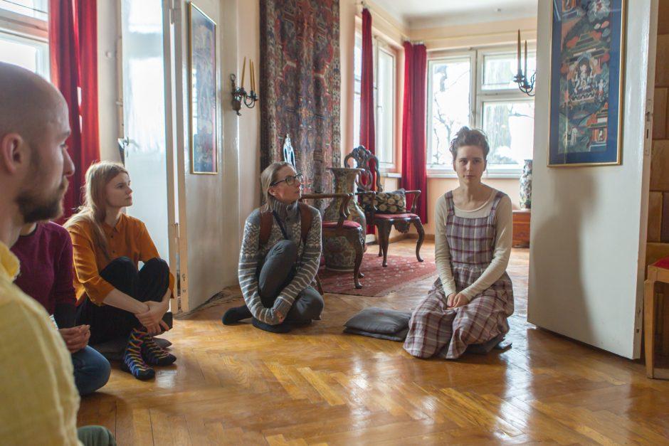 Menininkų pora aplinkinius šokiravo ir tarpukariu, ir sovietmečiu