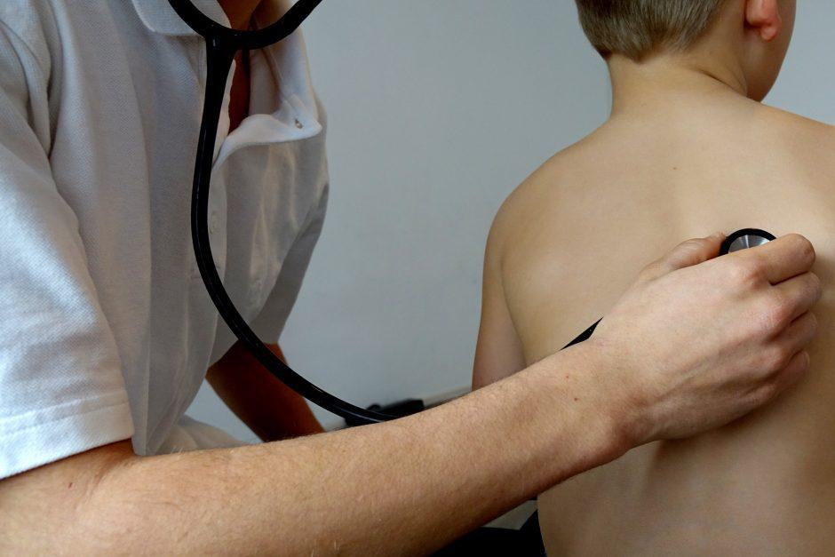Naujausi duomenys apie sergamumą kokliušu: daugiau nei pusė ligonių – neskiepyti