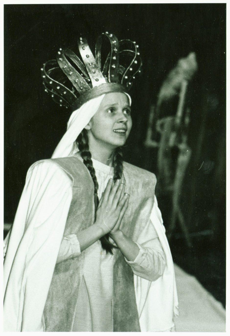 R. Rapalytė švenčia 50 metų jubiliejų: niekada netikėjau, kad galiu būti aktore