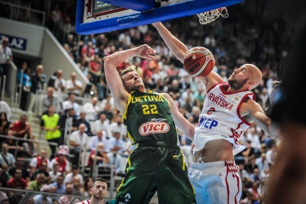 Lietuvos pergalių serijos nenutraukė ir Kroatijos žvaigždynas