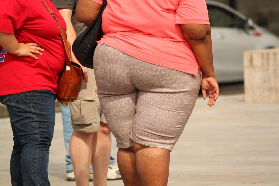 PSO perspėja: nutukimas kelia pavojų gyvenimo trukmės didėjimui