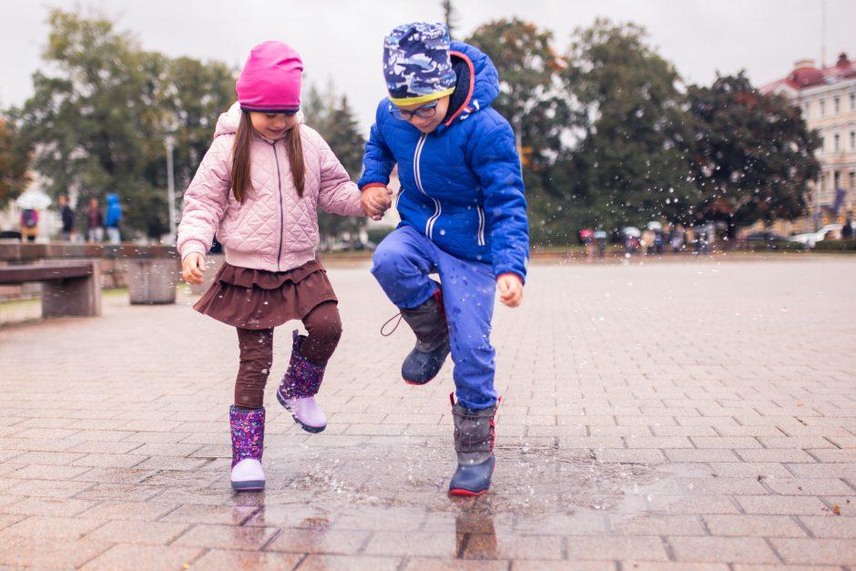 Kaip išrinkti tinkamus batus vaikams?
