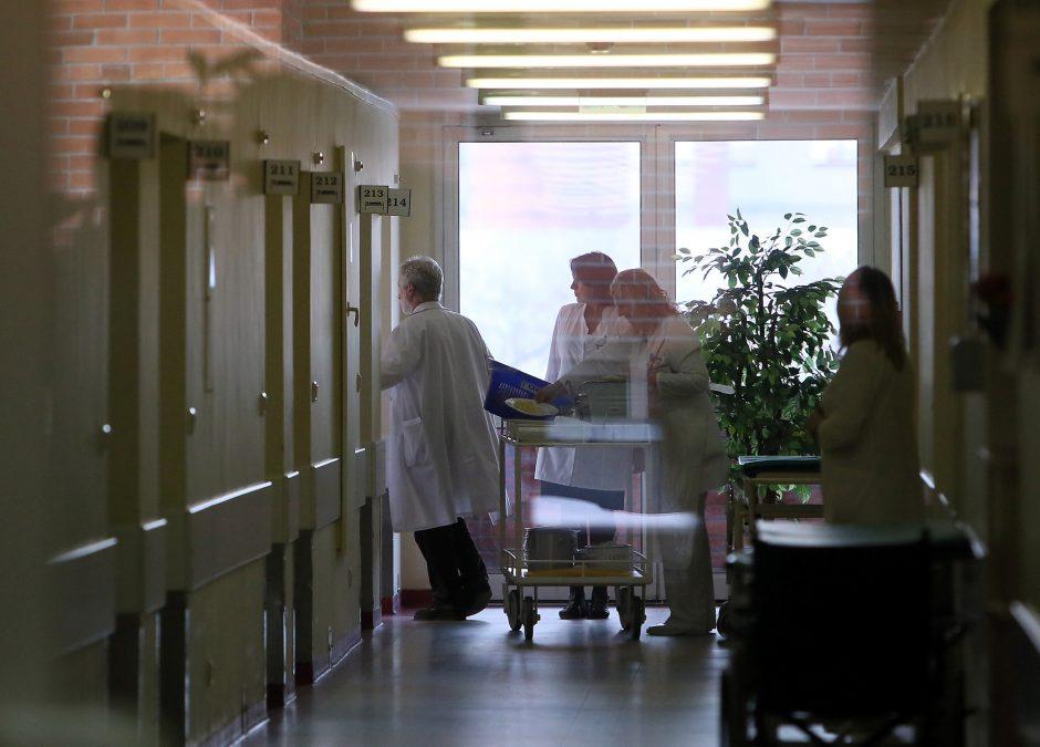 Istorija su laiminga pabaiga: Kauno medikų dėka išgelbėta moters gyvybė