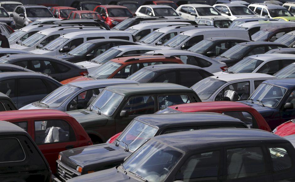 Perspėjimas: tai, kas vyksta Europoje, gali sunaikinti automobilių pramonę