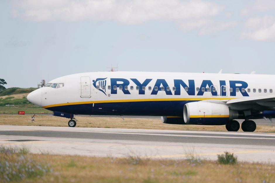 """Jei dėl streikų """"Ryanair"""" atšauks skrydžius – kompensacijos nepriklausys?"""